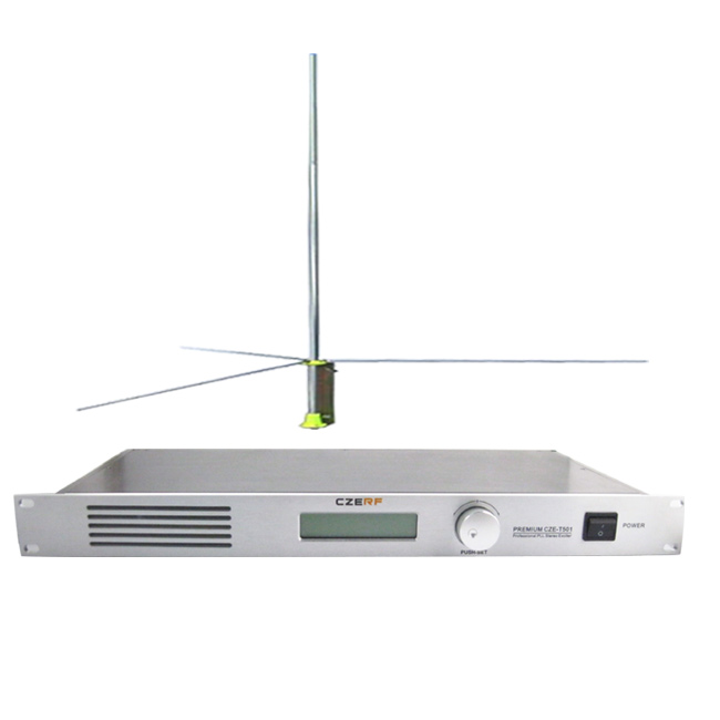 how to build a high power fm radio transmitter