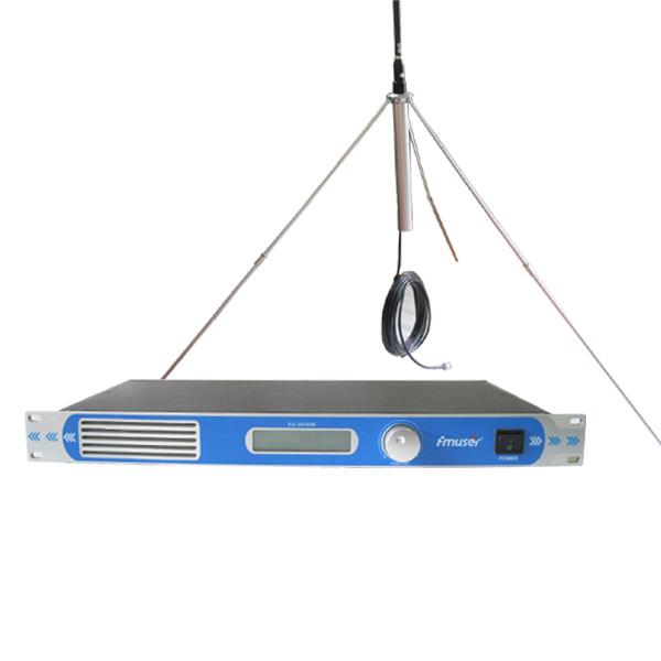 Hulgimüük Amazon FMUSER FU-30 / 50B 50Watt FM-saatja komplekt FM-raadiosaatja + GP100 antennikomplekt FM-raadiojaamale / sissesõidetavale kinoteatri kiriku parkimisplatsile CZE-T501 CZH-T501