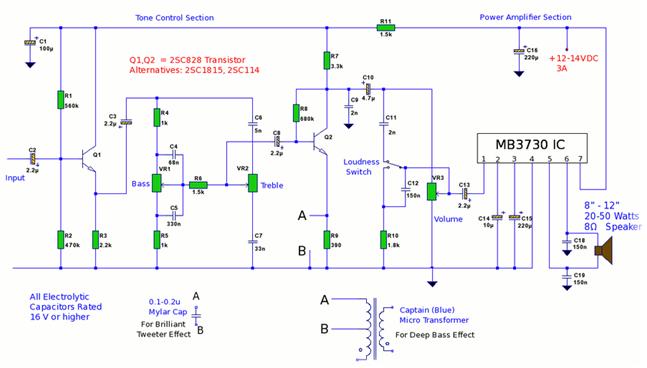 Image Result For Diy Rf Amplifiera