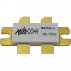 100% Original MACOM MRF151G 300W VHF Mosfet Transistor RF power amplifier transistor IC for fm transmitter