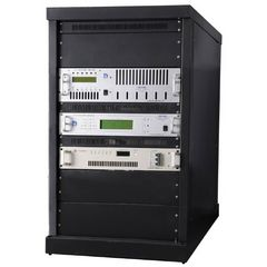 500W Rack FM transmetues Professional FM transmetues transmetimit digital FM ngacmues AES / EBU input