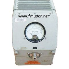 Freeshipping! BIRD dummy load 1000w 1kw DC-500MHZ terminal load N base Oil cool na Second-hand