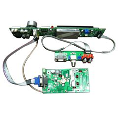 FSN-350K 300W 350W FM Transmitter Broadcast Kits PCB kit