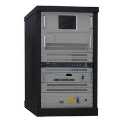 Professional TV Station üçün CZH518D-300W 300w DVB-T Digital TV ərazi Broadcast Transmitter