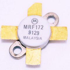 FMUSER Original Nuevo MOTOROLA MRF172 2-200Mhz Transistor de potencia VHF RF MOSFET Transistor 65V N Canal