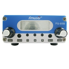 FMUSER FU-05B New Design 0.5watt FM PLL стерео трансмитер 87 да 108mhz