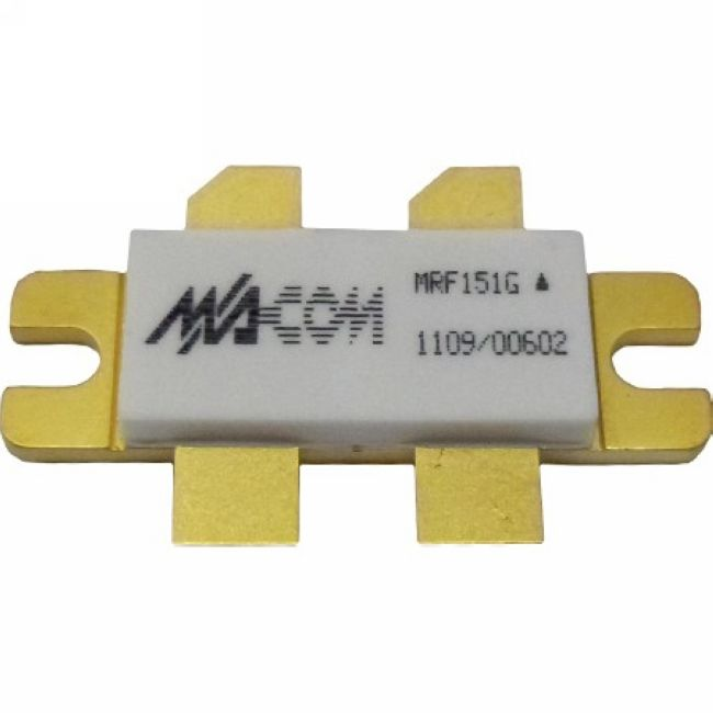 Refurbished MACOM MRF151G 300W VHF Mosfet Transistor RF power amplifier transistor IC for fm transmitter