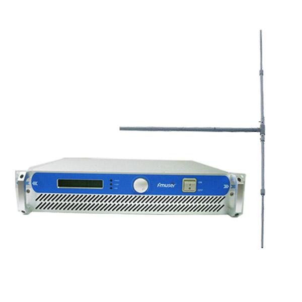 FMUSER FSN-150 100W 150W FM oddajnik + DP100 FM dipolna antena + 20m SYV-50-7 paket za FM radio postajo