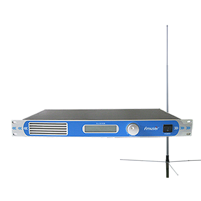FMUSER FU-30 / 50B CZE-T501 CZH-T501 50W FM transmiter 0-50w kapangyarihan adjustable radio broadcaster RDS port CD Sound Quality + 1 / 2 Wave GP antena KIT