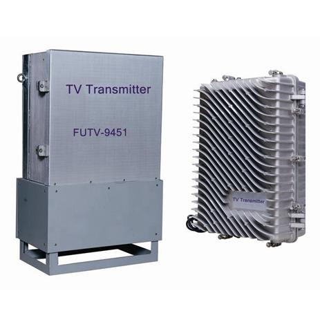 FMUSER FUTV-9451 välistingimustes (50Watt) UHF-summud Lairiba-DVB-T DTMB Digitaalne HD SD MPEG2-TV-saatja Televiisor Numerique Terrestre TNT tühimiku võimendi