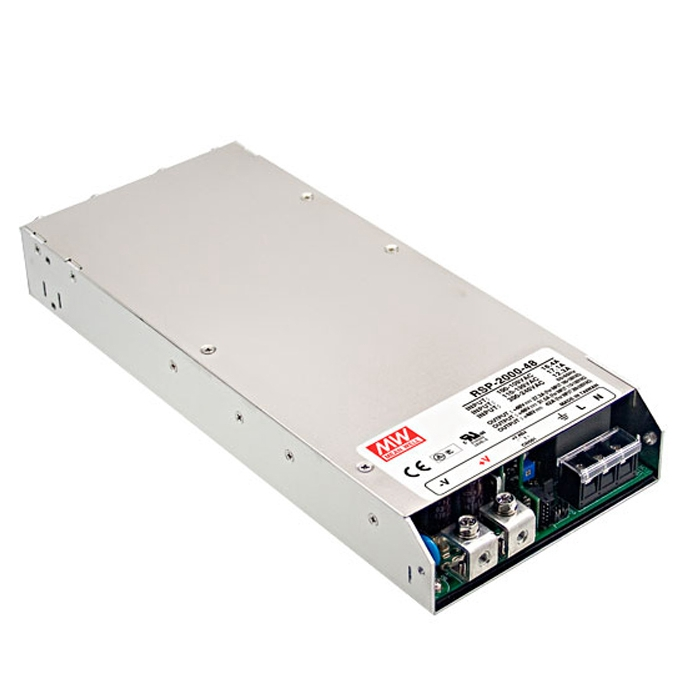 FMUSER Meanwell MW Switching Power Supply Supplies 2016W 48V 42A RSP-2000-48 for 1kw FM-sender