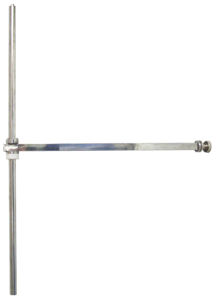 FMUSER FM-DV1 Antenna a dipolo a 2 bay FM per trasmettitore FM professionale da 1kw / 2kw