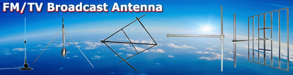 FM / TV Broadcast Antenna