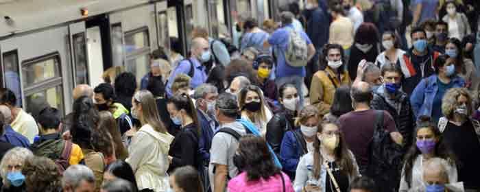 viirust tabanud maailm 2021. aastal