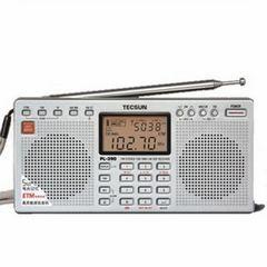 Frete gratis! Tecsun PL390 ETM FM Stereo SW MW LW DSP Radio manual do pl-390 Inglés