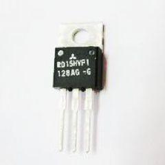 1pcs Δωρεάν αποστολή MITSUBISHI RF τρανζίστορ MOSFET ισχύος RD15HVF1V για 15w πομπό