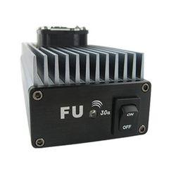 FMUSER FU-30A 30W FM Amplifier untuk FM Exciter Modulator 0.5w Masukan