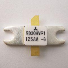 FMUSER Bản gốc mới MITSUBISHI RD30HVF1 Transitor công suất Silicon RF Transitor cho máy phát FM CZE-T251 25w