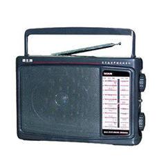 TECSUN / Desheng MS-200 Alta Sensibilidade Medio Curto Wave Radio para persoas maiores