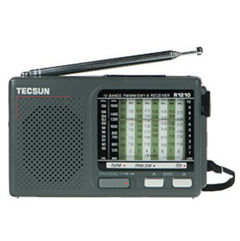 TECSUN R1210 R-1210 Handheld Portable Buong Wave Band FM / MW / SW Radio High sensitivity FM receiver