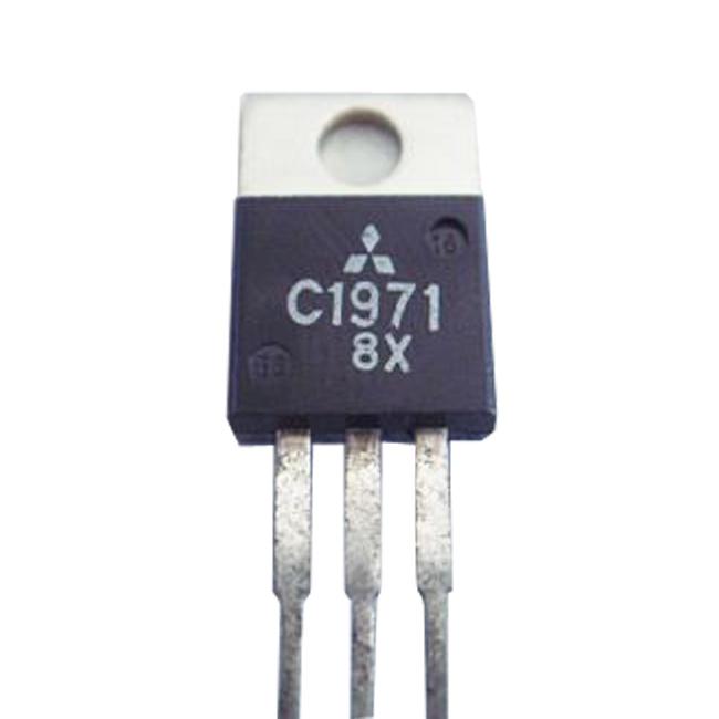 Mitsubishi Electric dẫn bán 2SC1971 RF khuếch đại công suất cho FM transmitter C1971
