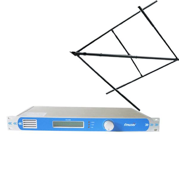 Handizkako Amazon FMUSER FU-30C FMT-30L 30w FM transmisore berria 0-30w erregulagarria FM irrati-estaziorako + Antena zirkular polarizatua + 8 metro RG58 kablea