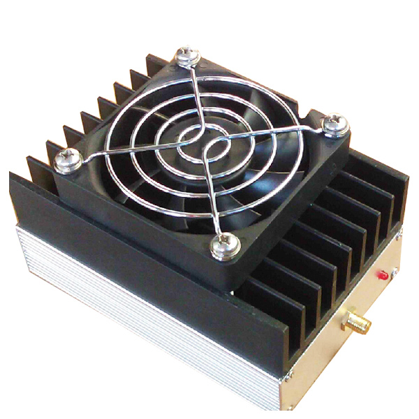 FMUSER FU-25AP FM RF مكبر للصوت 25w / 30w الناتج 88-108 1Mhz-1.5w مدخلات