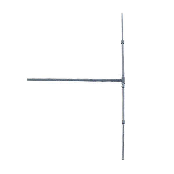 FMUSER 2 Bay DP100 1 / 2 nửa sóng FM lưỡng cực Antenna với 2 cách điện splitter