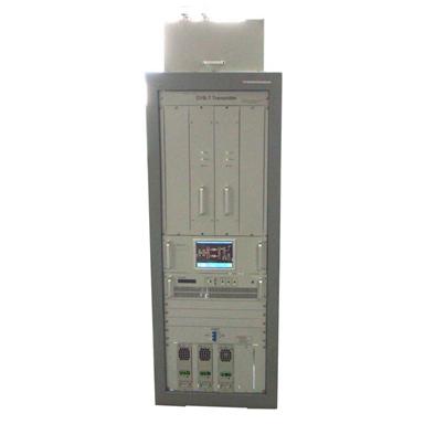 FMUSER FUTV-9422 (400Watt) UHF MUDS Bredband HD SD MPEG2 4 H.264 DVB-T TV-sändning Sändare SFN ISDB-T solid förstärkare