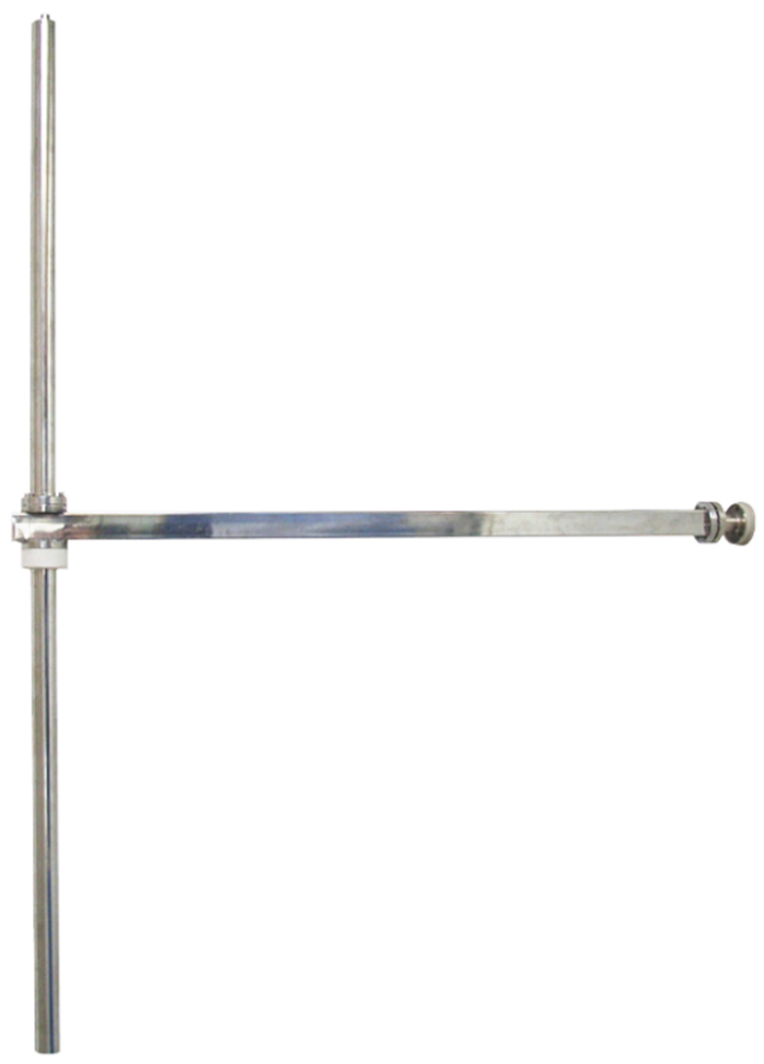 Antena dipolar FMUSER FM-DV1 de 4 badies FM per transmissor FM professional a 1 quilómetre / 2kw / 3kw